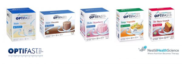 Optifast Weight Loss Programme